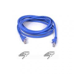 Belkin Components Cat6 Patch Cable Rj45m/rj45m 20ft Blue (A3L980-20-BLU-S)