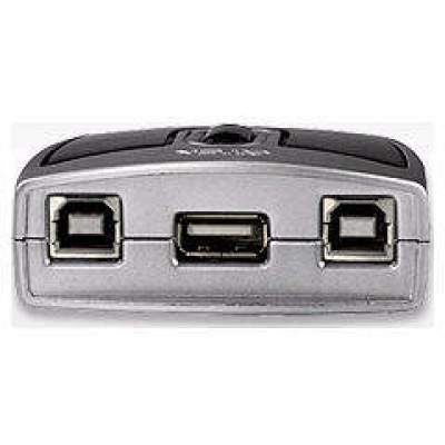 Aten 2-port Usb 2.0 Peripheral Switch (US221A)