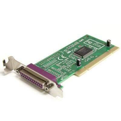 Startech.Com 1 Port Low Profile Pci Parallel Adapter (PCI1P_LP)