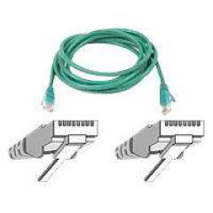 Belkin Components 3ft Cat6 Snagless Patch Cable Green (A3L980-03-GRN-S)