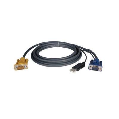 Tripp Lite 6ft Usb Kvm Cable Kit B020/b022 Series (P776-006)