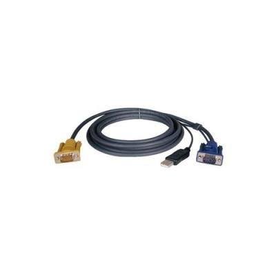 Tripp Lite 10ft Usb Kvm Cable Kit B020/b022 Series (P776-010)