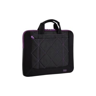 Targus Group International Pulse Slipcase (black/purple) 16 Inch (TSS57401US)