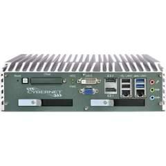 Cybernet Manufacturing Fanless Rugged Minii Pc - Bto (IPC-R1-255935)