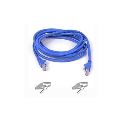 Belkin Components Cable,cat6,utp,rj45m/m,1 ,blu,patch (A3L980-01-BLU)
