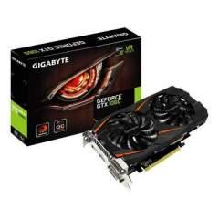 Gigabyte Gtx 1060 Gddr5-3gd Dvi/hdmi/3xdp Windfor (GV-N1060WF2OC-3GD)