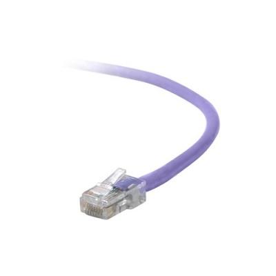 Belkin Components Cat5e Patch Cable (A3L791-04-PUR)