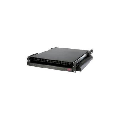 APC Rack Side Air Distribution 2u 115v 60hz (ACF201BLK)