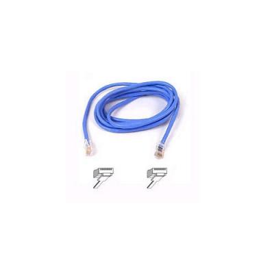 Belkin Components 12ft Cat5e Patch Cable Blue (A3L791-12-BLU)