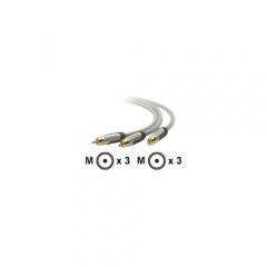 Belkin Components Pureav Component Video Cable 16 Ft (AV51000-16)