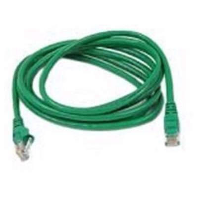Belkin Components Cat6 Patch Cable Rj45m/rj45m 8ft Green (A3L980-08-GRN-S)