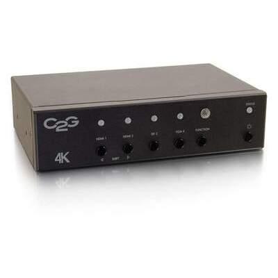C2G Dp,hdmi,vga+3.5 Converter Switch (40848)