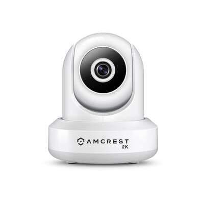Amcrest Industries 3mp 2k Indoor Pan/tilt Wifi Ip Camera (w (IP3M-941W)