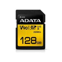 A-Data Premier One Uhs-ii U3 Cl10 128g Sd Card (ASDX128GUII3CL10-C)