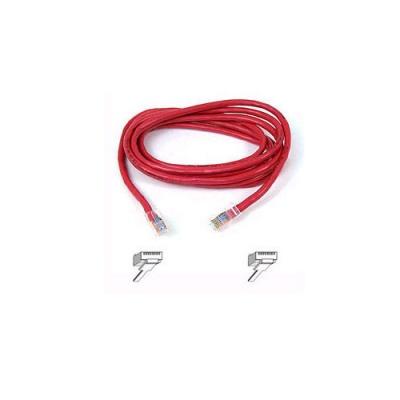 Belkin Components Cat5e Patch Cable Rj45m/rj (A3L791-12-RED)