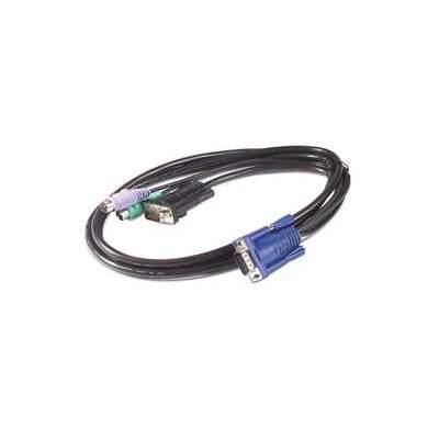 APC Kvm Ps/2 Cable - 25 Ft (7.6 M) (AP5258)