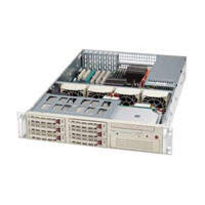 Supermicro Computer 2u,dual Amd,6xscsi Hs,fdd/cd,500w,beige (AS-2020A-8R)