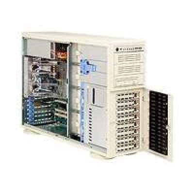 Supermicro Computer 4u,dual Amd,8xscsi Hs,fdd,760w,beige (AS-4020A-8R)