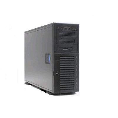 Supermicro Computer 4u,dual Amd,8xscsi Hs,fdd,760w,black (AS-4020A-8RB)