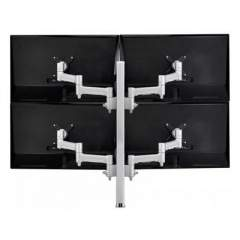 Atdec Awm Four Display Desk Mount (AWMS-4-4675-H-S)