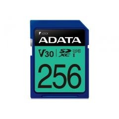 A-Data Adata 256gb Uhs-i U3 V30s Sdxc 100/75 Mb (ASDX256GUI3V30S-R)