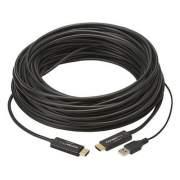 Kanexpro Hdmi Fiber Optic Cable 100m 328ft (CBL-AOC100M4K)