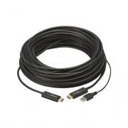 Kanexpro Hdmi Fiber Optic Cable 50m 164ft (CBL-AOC50M4K)