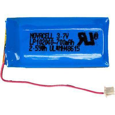 Socket Mobile Li Batt Rplcmt Kit For 7qi/7xi/7xirx 5pk (AC4143-1901)