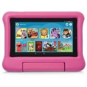 Amazon Fire 7 Kids Tablet Case (9th Gen), Pink (B07L1GB9BC)