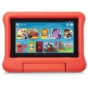 Amazon Fire 7 Kids Tablet Case (9th Gen), Red (B07L1N9RPM)