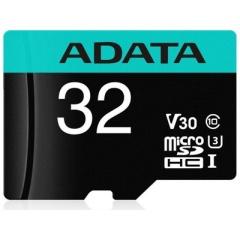 A-Data Adata 32g Microsdxc Uhs-i U3 Class 10 (AUSDH32GUI3V30SA2-RA1)