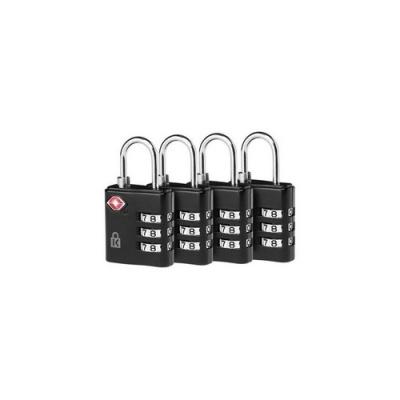 Kensington Computer Tsa Accepted 3-dial Combination Lock (K66100NA)