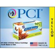 PCI Usa Reman Hp 655a Yellow Ctg (CF452A-PCI)