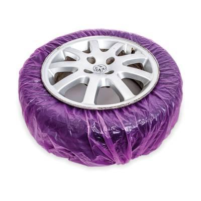 9004 Auto Body Shop Canvas Wheel Masker//Covers 4 pcs//set