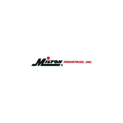 Milton Industries Univ Cplr 1/4in Body 1/4in Mnp (S-744)