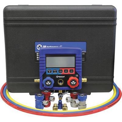 FJC 6850 R1234yf AC Manifold Gauge and Set
