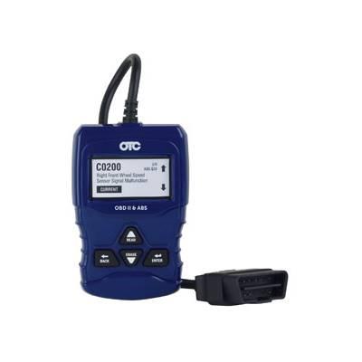 OTC Tools & Equipment Obd Ii & Abs Scan Tool (3208)