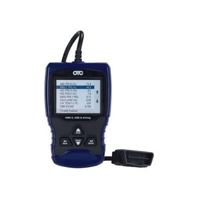 OTC Tools & Equipment Obd Ii/abs/air Bag Scan Tool (3209)