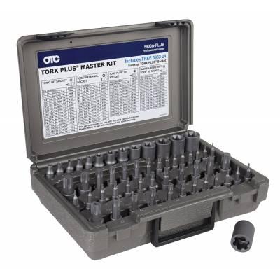 OTC Tools & Equipment 53 Pc Mstr Torx Bit Sockets (5900A-PLUS)