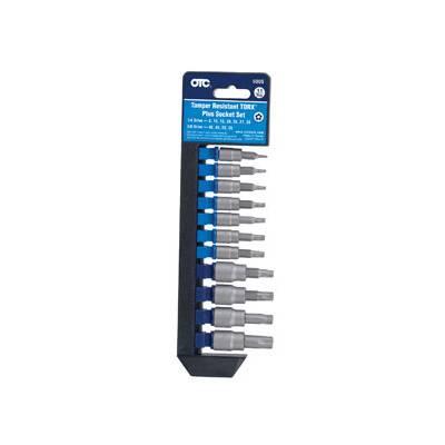 OTC Tools & Equipment 11pc Tamper-resitant Torx (5905)