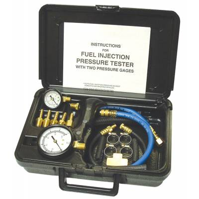 S & G Tool Aid F.i. Pressure Tester W/2-gages (33980)