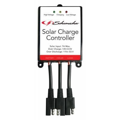 Schumacher Solar Panel Controller, 7 Amps (SPC-7A)