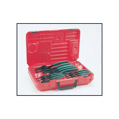 SK Hand Tool 12 Pc Ret Ring Plier Set (7612)