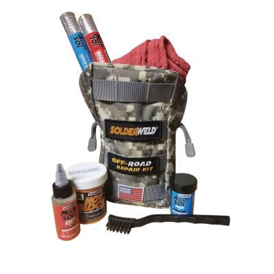 SolderWeld Emergency Offroad Repair Kit (SW-ORRK)