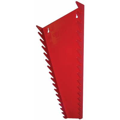 VIM Tools Wr Rack Holds 16 Wres Red Plas (V516)
