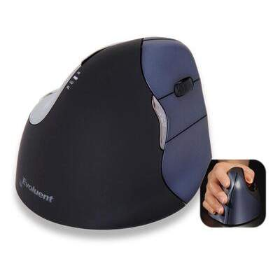 Evoluent Ergonomic Mouse Wireless
