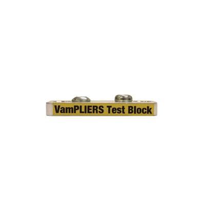 Vampire Tools Test Block-medium (VT-001-DBM)