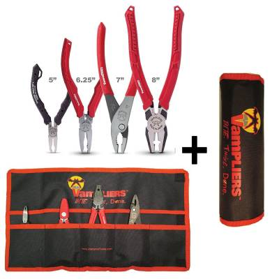 Vampire Tools 4pc Vampliers Bundle (VT-001-S4AP)