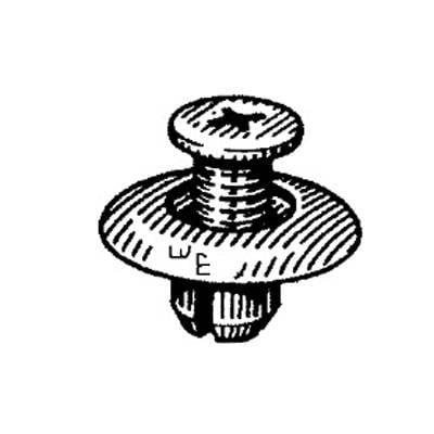 W & E Fasteners Fasteners (2491)