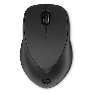 HP X4000b Bluetooth Mouse (H3T51AA#ABC)